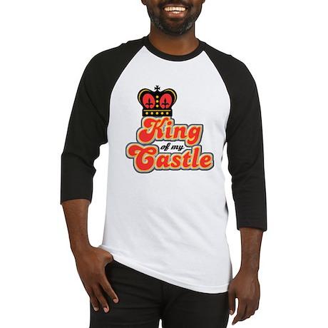 King Of My Castle Baseball Jersey