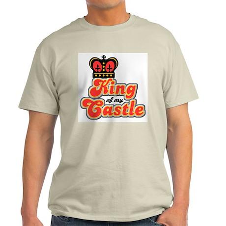 King Of My Castle Light T-Shirt