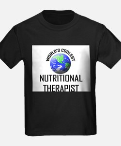 World's Coolest NUTRITIONAL THERAPIST T