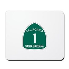 Santa Barbara, California Hig Mousepad