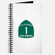San Simeon, California Highwa Journal