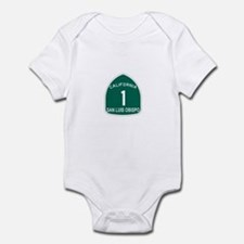 San Luis Obispo, California H Infant Bodysuit