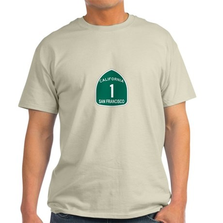 San Francisco, California Hig Light T-Shirt