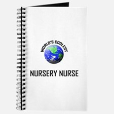 World's Coolest NURSERY NURSE Journal