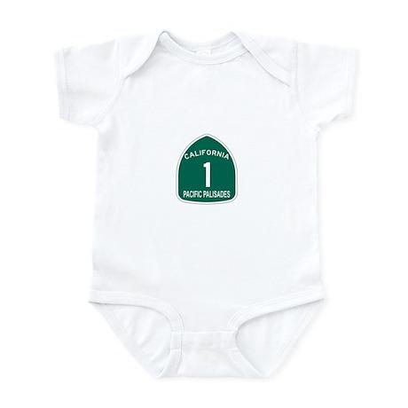 Pacific Palisades, California Infant Bodysuit