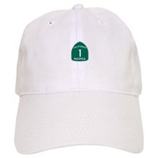 Pacifica, California Highway Baseball Cap