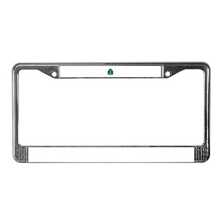 Monterrey, California Highway License Plate Frame
