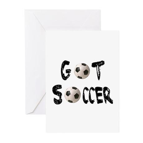 Got Soccer Greeting Cards (Pk of 10)