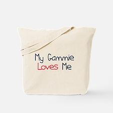 My Gammie Loves Me Tote Bag
