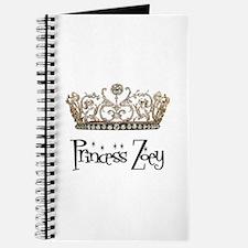 Princess Zoey Journal