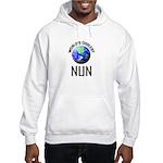 World's Coolest NUN Hooded Sweatshirt
