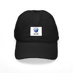 World's Coolest NUN Black Cap