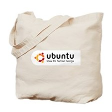 Cute Ubuntu Tote Bag