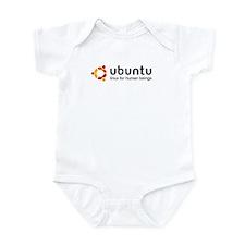 Unique Ubuntu Infant Bodysuit
