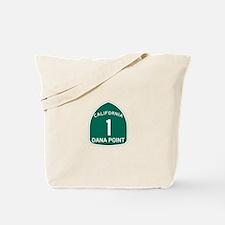 Dana Point, California Highwa Tote Bag