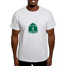 Dana Point, California Highwa T-Shirt