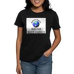 World's Coolest NUCLEAR WASTE ENGINEER Women's Dar