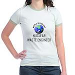 World's Coolest NUCLEAR WASTE ENGINEER Jr. Ringer