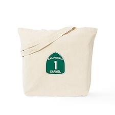 Carmel, California Highway 1 Tote Bag