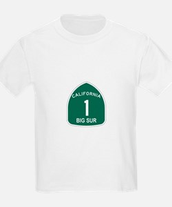 Big Sur, California Highway 1 T-Shirt