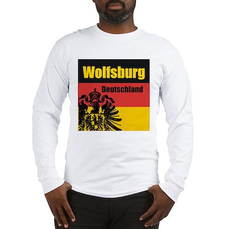 Wolfsburg Deutschland Long Sleeve T-Shirt