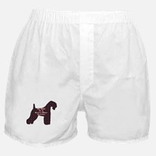 BFF Kerry Blue Terrier Boxer Shorts