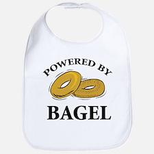 Powered By Bagel Bib