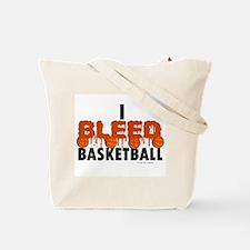 I Bleed Hockey Tote Bag