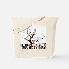 Unique Grunge is dead Tote Bag