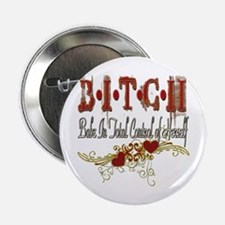 "BITCH 2.25"" Button"
