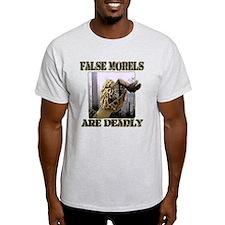 false morel mushroom T-Shirt
