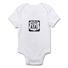 A1A St. Augustine Infant Bodysuit