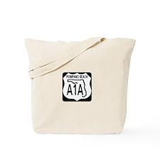 A1A Pompano Beach Tote Bag