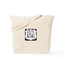 A1A Palm Coast Tote Bag