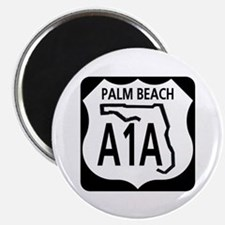 A1A Palm Beach Magnet