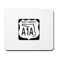 A1A Key West Mousepad
