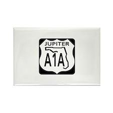 A1A Jupiter Rectangle Magnet