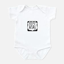 A1A Jensen Beach Infant Bodysuit