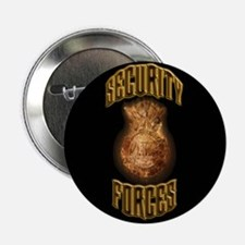 "Security Forces Flame Badge 2.25"" Button"