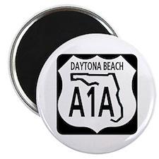 A1A Daytona Beach Magnet