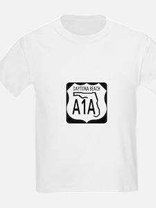 A1A Daytona Beach T-Shirt