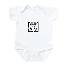 A1A Cocoa Beach Infant Bodysuit