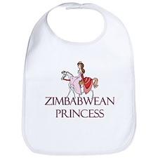 Zimbabwean Princess Bib