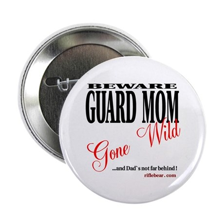 "Moms Gone Wild 2.25"" Button (10 pack)"