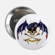 """SF Batwings 2.25"""" Button"""