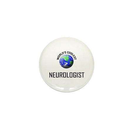 World's Coolest NEUROLOGIST Mini Button