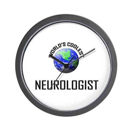 World's Coolest NEUROLOGIST Wall Clock