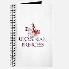 Ukrainian Princess Journal