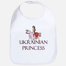 Ukrainian Princess Bib