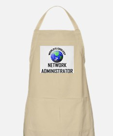 World's Coolest NETWORK ADMINISTRATOR BBQ Apron